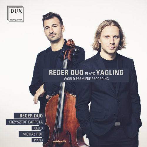 Victoria Yagling: Works for Cello & Piano