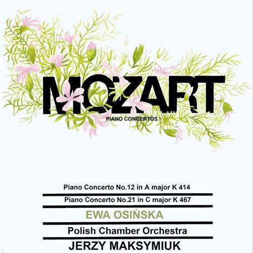 Mozart: Koncerty fortepianowe
