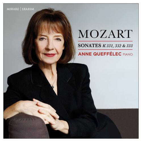 Mozart: Sonates pour piano, K. 331, 332 & 333
