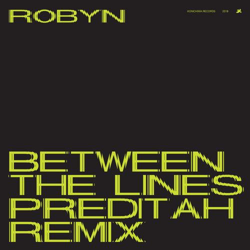 Between The Lines - Preditah Remix