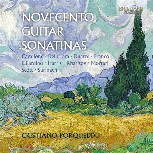 Novecento Guitar Sonatinas