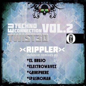 Rippler, Vol. 2 - Eu Techno Connection