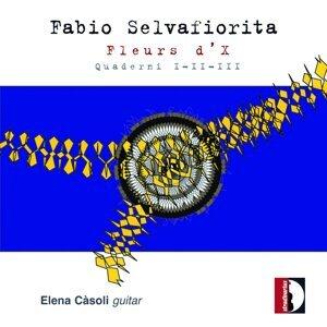 Fabio Selvafiorita: Fleurs d'X, Quaderni I - II - III