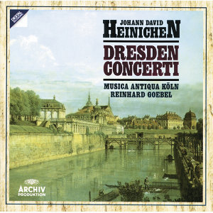 Heinichen: Dresden Concerti - 2 CDs