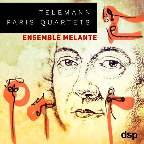 Telemann Paris Quartets