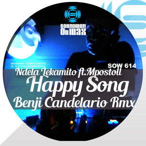 Happy Song (feat. Mpostoli)