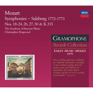 Mozart: The Symphonies, Vol.3 - 3 CDs