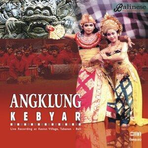 Balinese Traditional Music: Angklung Kebyar - Live Recording at Kesiut Vilage Tabanan Bali