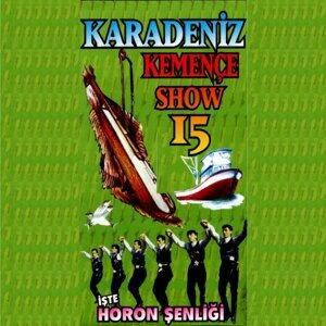 Karadeniz Kemençe Show, Vol. 15