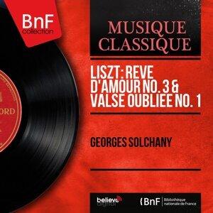 Liszt: Rêve d'amour No. 3 & Valse oubliée No. 1 - Mono Version