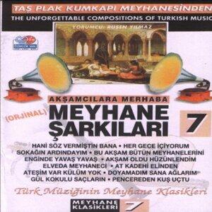 Türk Sanat Müziği Meyhane Şarkıları, Vol. 7