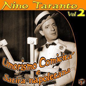 Nino Taranto, Vol. 2 - Umorismo comicità e satira napoletana