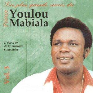 Les plus grands succès du prince youlou mabiala, vol. 3