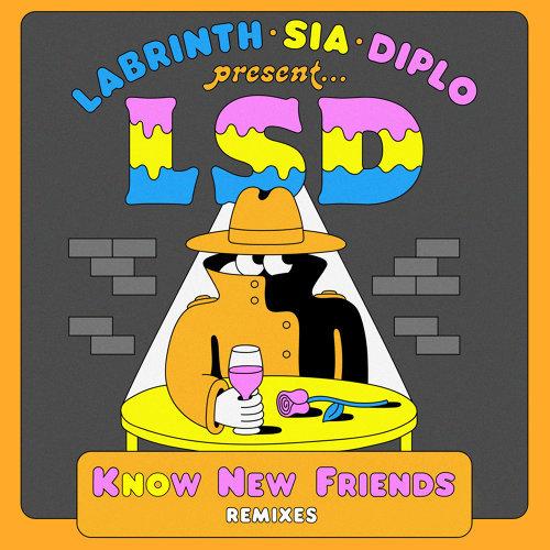 No New Friends (Remixes)