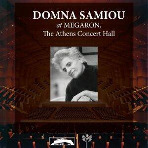 Domna Samiou at Megaron, the Athens Concert Hall