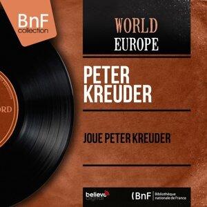 Joue Peter Kreuder - Mono version