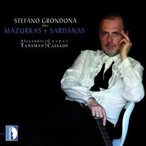 Alexandre Tansman, Gaspar Cassadó: Stefano Grondona Plays Mazurkas y Sardanas