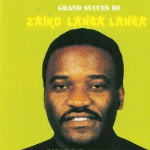 Grand succès de Zaïko Langa Langa