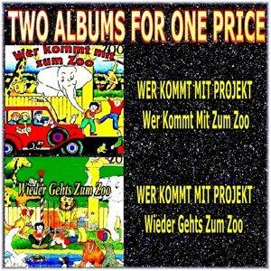 Two Albums for One Price - Wer Kommt Mit Zum Zoo Teil 1 Und Teil 2