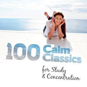 100 Calm Classics for Study & Concentration