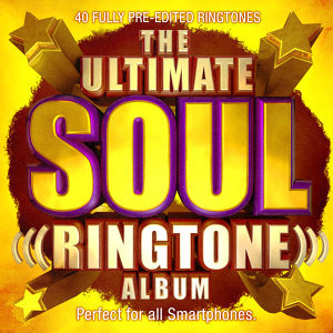 The Ultimate Soul Ringtone Album - 40 Fully Pre-Edited Ringtones - Perfect for All Smartphones
