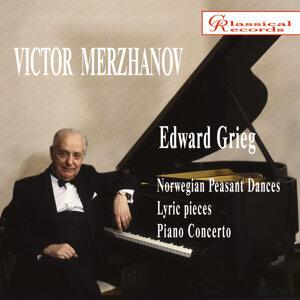 Victor Merzhanov plays Grieg