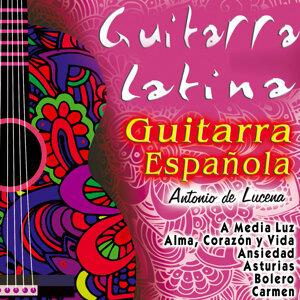 Guitarra Latina, Guitarra Española