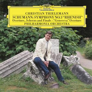 """Schumann: Symphony No.3 """"Rhenish""""; Overture Genoveva, Op.81; Overture, Scherzo, And Finale, Op.52"""