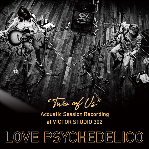 """TWO OF US"" Acoustic Session Recording at VICTOR STUDIO 302 - Live"