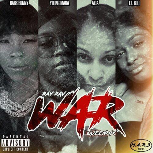 Ray Rav - War - Queen Mix - KKBOX