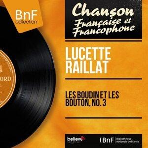 Les Boudin et les Bouton, no. 3 - Mono Version