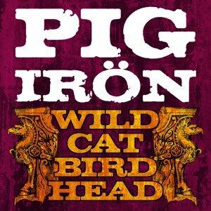 Wildcat Birdhead