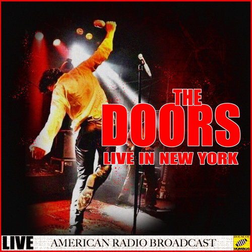 The Doors Live in New York - Live