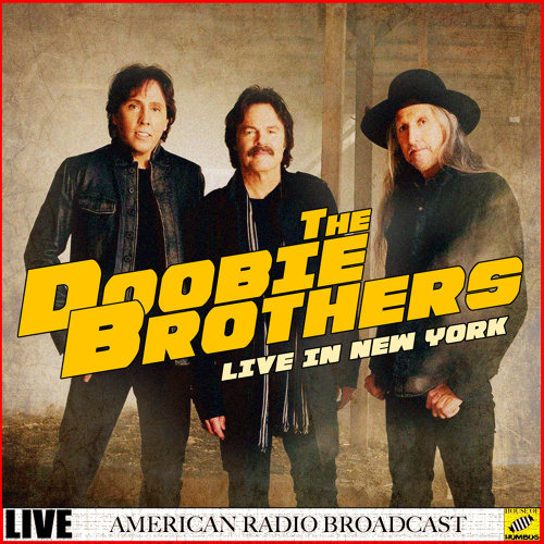 The Doobie Brothers Live in New York - Live