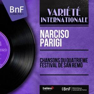 Chansons du quatrième Festival de San Remo - Mono Version