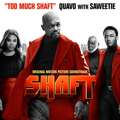 Too Much Shaft (with Saweetie) - From Shaft: Original Motion Picture Soundtrack