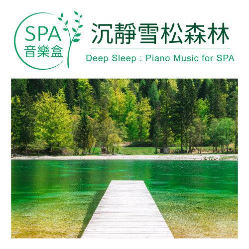 SPA音樂盒:沉靜雪松森林 (Deep Sleep:Piano Music for SPA)