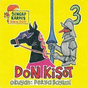 Don Kişot - Sincap Kardeş Masal Dizisi, Vol. 3