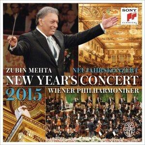 Neujahrskonzert / New Year's Concert 2015 (2015維也納新年音樂會)