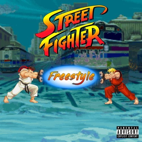 Street Fighter freestyle