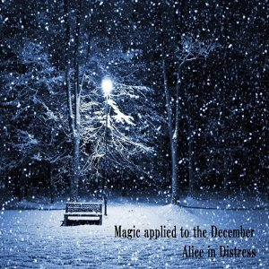 Magic applied to the December (Magic applied to the December)