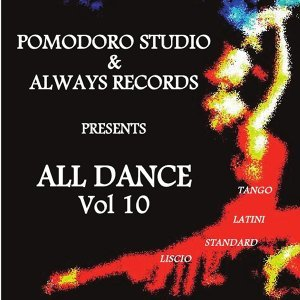 All Dance, Vol. 10 - Tango, latini, standard, liscio