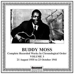 Buddy Moss, Vol. 3 (1935-1941)