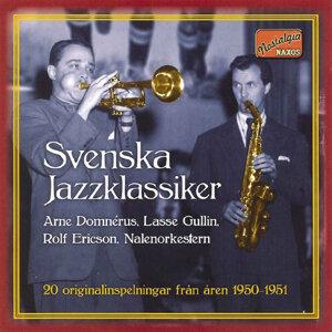 Svenska jazzklassiker - 20 originalinspelningar från åren 1950-1951