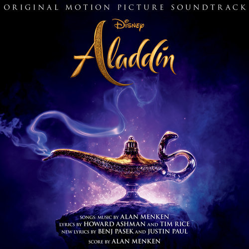 Aladdin (阿拉丁電影原聲大碟) - Original Motion Picture Soundtrack