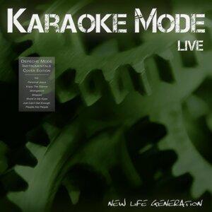 Karaoke Mode Live - Depeche Mode Instrumentals Cover Edition