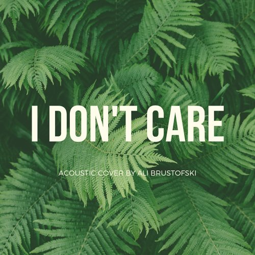 I Don't Care - Acoustic