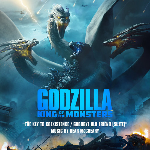 The Key to Coexistence / Goodbye Old Friend (From Godzilla: King of the Monsters: Original Motion Picture Soundtrack) - Suite