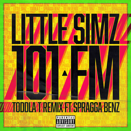 101 FM - Toddla T Remix