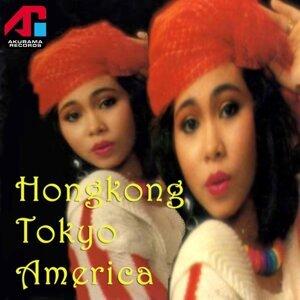 Hongkong Tokyo America